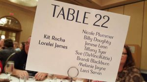 CMCon16: Lunch with an author (or two!)