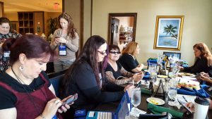 CMCon16: Twitter Party in full swing!