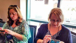 CMCon16: Twitter Party with Rebecca Zanetti & Asa Maria Bradley