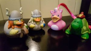CMCon16: Rubber Duckies