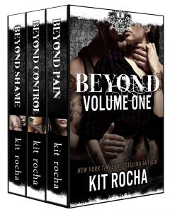 Beyond Volume 1 bundle by Kit Rocha