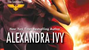 Blood Lust (Sentinels #3) by Alexandra Ivy