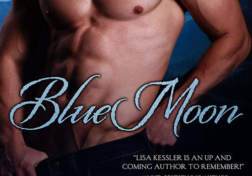 Blue Moon (Moon #6) by Lisa Kessler