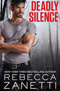 Deadly Silence (Blood Brothers #2) by Rebecca Zanetti