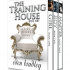 The Training House series by Eden Bradley