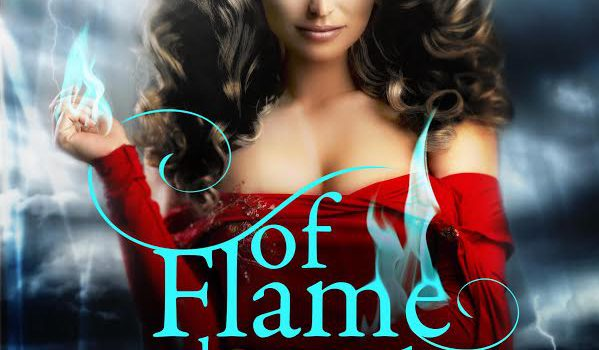 Of Flame and Light (Weird Girls #7) by Cecy Robson