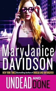 Undead and Done (Queen Betsy #15) by MaryJanice Davidson