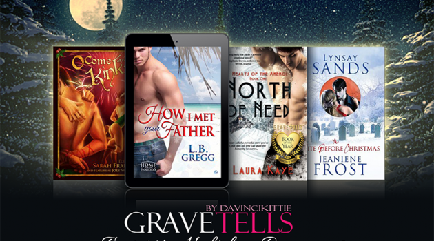 GraveTells Favorite Holiday Romances 2016