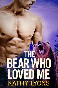 The Bear Who Loved Me (Grizzlies Gone Wild #1) by Kathy Lyons