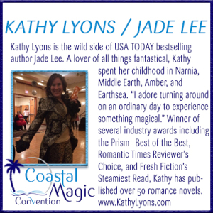 Jade Lee - Kathy Lyons @ Coastal Magic Con 2017