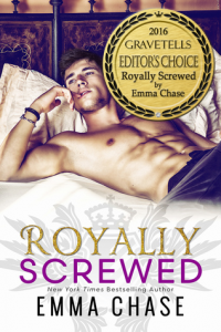 2016 GraveTells Editor's Choice: Royally Screwed by Emma Chase
