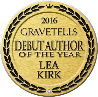 2016 GraveTells Debut Author of the Year: Lea Kirk