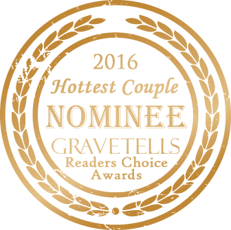 2016 GraveTells Readers Choice nominee for Hottest Couple