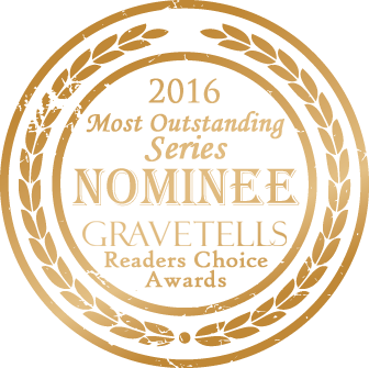 2016 GraveTells Readers Choice nominee for Most Outstanding Series