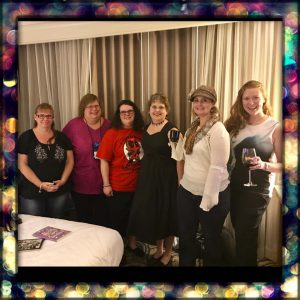 Chelle Eden's Ellys in Faeryland preview party