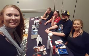 The Killing Game with Amy Lane, Dee Davis, Eric Asher, and Graylin Fox