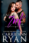 Fallen Ink (Montgomery Ink: Colorado Springs #1) by Carrie Ann Ryan #BookReview